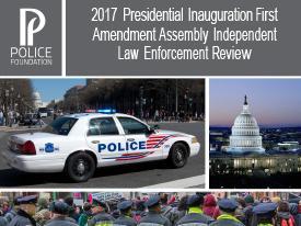 Police Foundation 2017 Inauguration Report